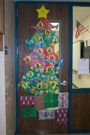 classroom doors show christmas spirit villa maria academy high