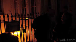 the west end ghost walk london walks youtube