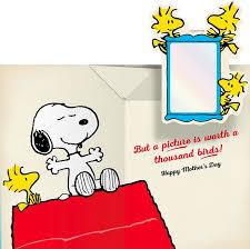 peanuts snoopy woodstock mother u0027s card daughter