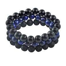 blue bead bracelet images Himalayan beads forziani jpg