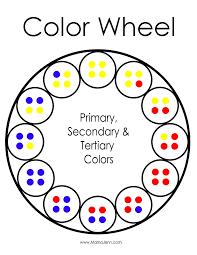 mama jenn color wheel