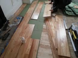 how did i an engineered wood floor stop creaking