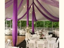 Backyard Wedding Decorations Outdoor And Patio Transparent Tent And Curtains In Backyard