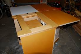 cheap sewing machine cabinets sewing table folds down compact sewing desk ideas pinterest