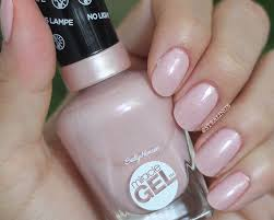 gel nail light sally s beauty sally hansen miracle gel nail polish swatches stealingbeauty