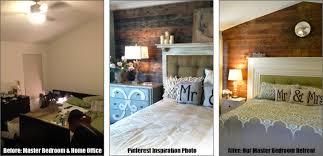 bedroom retreat master bedroom retreat wood accent wall upcycled mantel headboard