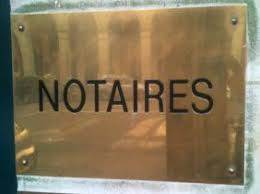 chambre nationale des notaires les notaires seront reliés aux conservations foncières pour