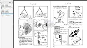 ford cl25 skid steer loader repair manual manual vault