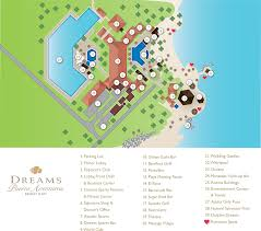 Cancun Mexico Map by Welcome To Dreams Puerto Aventuras Resort U0026 Spa