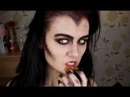 werewolf makeup tutorial male werewolf makeup tutorial youtube