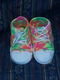 pattern crochet converse slippers free adult crochet converse house tennis shoes pattern