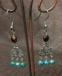 Silver Chandelier by Antique Silver Chandelier Earrings