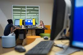 Home Internet by A Pflugerville Library Wants To Bridge The Digital Divide By