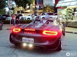 Porsche 918 Red - porsche 918 spyder weissach package 21 november 2014 autogespot