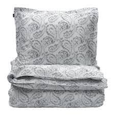 buy gant wasco paisley duvet cover grey amara