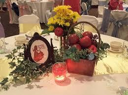 nice design ideas snow white centerpieces wedding centerpiece my