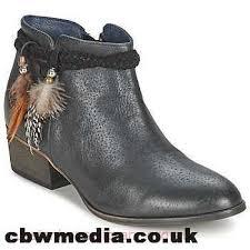 womens boots secret exclusive schmoove black metal womens ankle boots boots secret