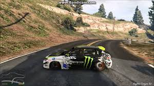 subaru rally drift gta v subaru impreza wrx sti all wheel drifting mod youtube