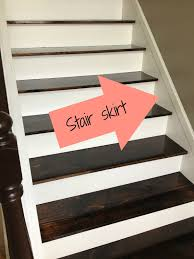 Oak Banister Makeover The Serene Swede From Carpet To Hardwood Stairs