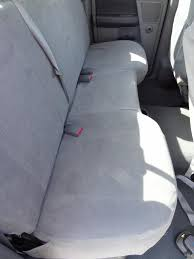 Dodge Ram 3500 Truck Cover - 2006 2008 dodge ram 1500 3500 crew cab rear solid bench seat with