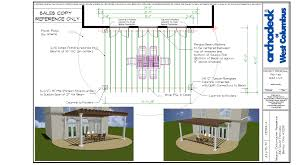 Span Tables For Pergolas by A Perfect Pair Of Pergolas For Homeowners In Columbus Oh