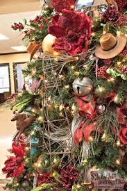western wreath bandana western themed ornaments