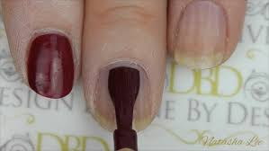 paint your nails like a pro inc cuticle work natasha lee
