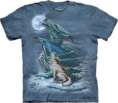Three Wolf Shirt Meme - three wolf moon t shirt by the mountain famous 3 wolves meme sizes