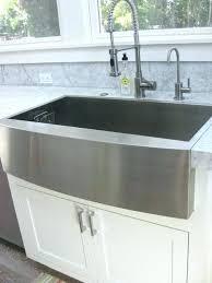 Stainless Steel Apron Front Kitchen Sinks Kohler Stainless Farm Sink Apron Front Sinks Kitchen Sinks Kitchen