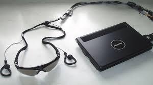 Blind People Glasses These Synthesia Glasses Help Blind People U201csee U201d Via Sonar