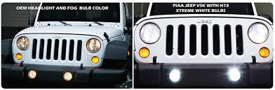 Jk Led Fog Lights Piaa Jeep Jk Vsk