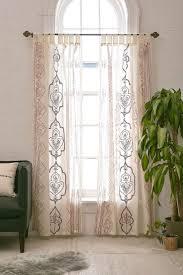 best 25 boho curtains ideas on pinterest bohemian curtains jazmin embroidered curtain boho curtainspurple curtainswindow