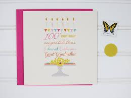 100th Birthday Card Custom Birthday Card 70th Birthday 80th Birthday 90th Birthday