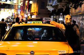 bureau des taxis une flotte de nouveaux taxis électriques dans les rues d istanbul