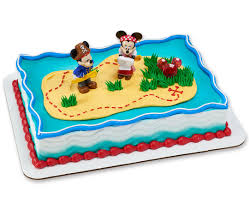 Pirate Cake Decorations Mickey Mouse U0026 Friends Cake Decorating Supplies Cakes Com