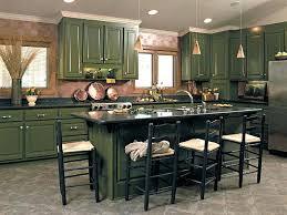 Light Green Kitchen Cabinets Dark Green Kitchen Cabinets Dark Brown Paint Color For Kitchen
