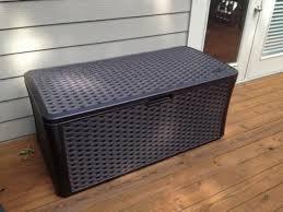 best 25 suncast deck box ideas on pinterest rubbermaid deck box