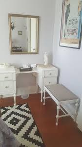 Vanity In Bedroom 6th Ave Venus Goddess Apartment Vintage 1 Vrbo