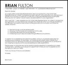 sample cover letter admissions representative cover letter