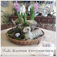 easter decorating ideas for the home 34 best rustic easter decoration ideas and designs for 2018