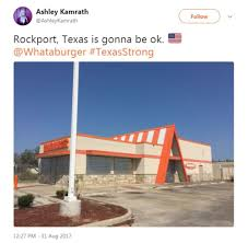 whataburger beings to reopen locations bringing sign of normalcy