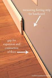 trim baseboard laminate flooring without baseboard