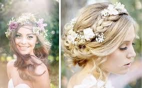 bridal hair flowers hairstyle lianggeyuan123