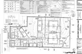 Industrial Floor Plans Business U0026 Industrial Centers By Planning Solutions Inc