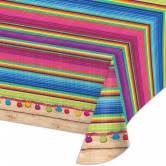Serape Table Runner Mexican Fiesta Party Supplies