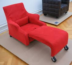 Indoor Chaise Lounge Chairs by Red Chaise Lounge Red Faux Leather Chaise Lounge By Coaster
