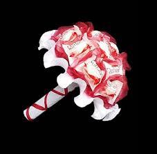 blumen geschenke zur hochzeit pralinen strauß raffaello geschenk zum muttertag pralinen