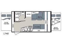 Dutchmen Aerolite Floor Plans New Or Used Dutchmen Aerolite 174e Rvs For Sale Rvtrader Com