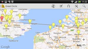 Psa Airlines Route Map by Airport Distance Android Apps On Google Play