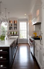 Maine Kitchen Cabinets Kitchen Renovation On A Budget Kitchens Espresso Cabinets And